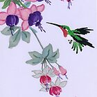 Hummingbird 1 by akaikatsugan