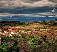 The Village by GeorgeGrivas