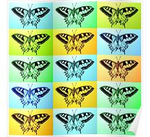 butterfly bliss Poster