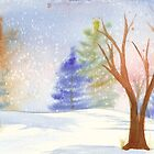 Winter Solstice by PhyllisAnne Pesce