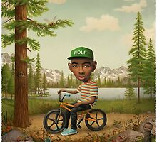 Tyler the Creator - Wolf by sundaycandy