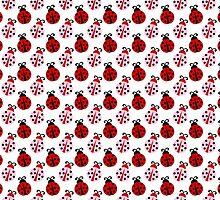 Dainty Little Ladybugs  by purplesensation
