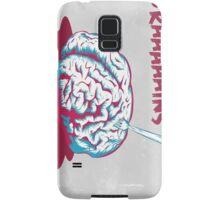 Brain [is] food Samsung Galaxy Case/Skin