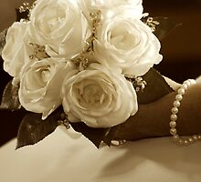 Bridal Boquet by erbephoto