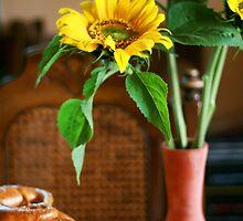Sunflower Delight by Kelvin  Wong