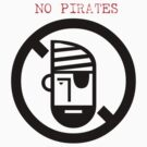 Piracy is a crime... by Jayca