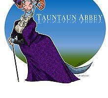 Tauntaun Abbey by UncaLar
