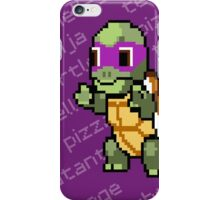 Squirtle Turtle - Donnie iPhone Case/Skin