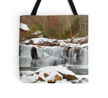 Frozen Grist Mill #2 Tote Bag