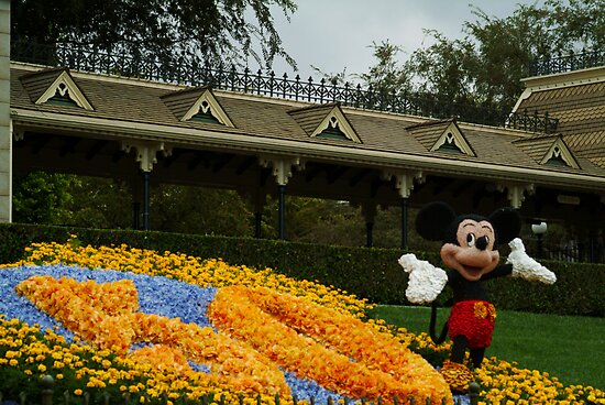 Mickey's Celebration by harborhouse55