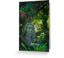 Have You Listened To Nature Lately? Greeting Card