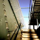 Melbourne Museum Stairs by Scott Chalmers