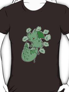 Plant Elemental Kitsune T-Shirt