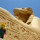 Gepsut the great Pharaon by geppelin