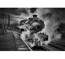 'The Lancastrian' Photographic Print