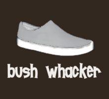 bush whacker by peteroxcliffe