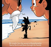 The Kamehameha Kid by worldcollider
