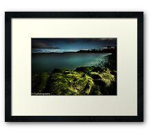 forever green landscape Framed Print