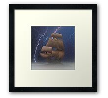 Cape Horn Framed Print