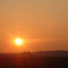 Irish Desert Sunset by Eoin Atkins