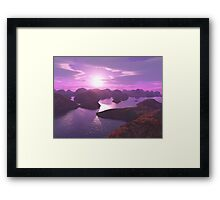 Pink Dreams Framed Print