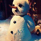 Snowman- Card by DeannaLyn