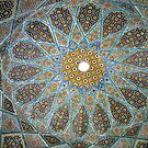 Mosaics on ceiling  by cascoly