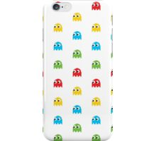 Pac-Man Ghosts Arcade Pattern for Leggins, Phone Cases iPhone Case/Skin