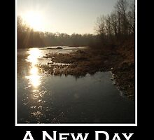 A New Day by G. Patrick Colvin