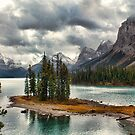 The Canadian Rockies by Amanda White