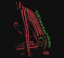 A tribe called quest - The low end theory  by Dudz