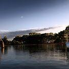 Point Halloran, Queensland Australia by Jennifer Ellison
