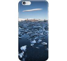 ICELAND:GLACIER LAGOON iPhone Case/Skin