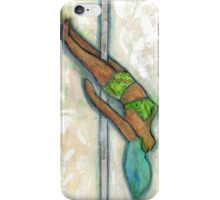 Pole Fitness - Kelly Inversion iPhone Case/Skin