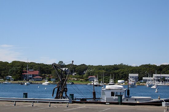 Martha's Vineyard Pier by piacere