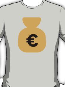 Euro money T-Shirt