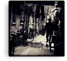 OLD SHANGHAI - Going Home Canvas Print