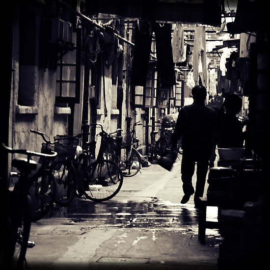 OLD SHANGHAI - Going Home by moderatefanatic