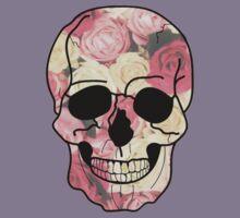 Rose Skull Kids Clothes
