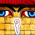 Buddha eyes by bfokke