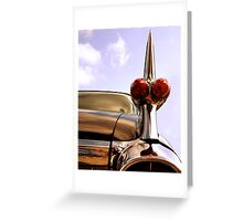 '59 Caddy Greeting Card