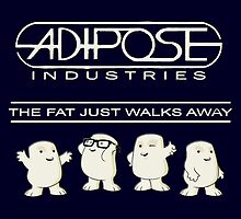 Adipose Industries - Doctor Who Nerdy Addicted by markomellark