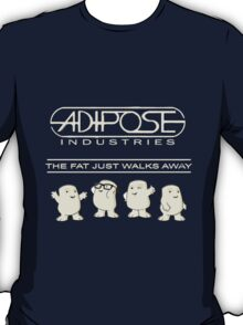 Adipose Industries - Doctor Who Nerdy Addicted T-Shirt