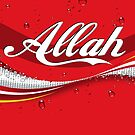 Allah... by buyart
