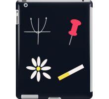 John Green Symbols iPad Case/Skin
