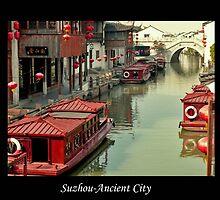 Suzhou China by Marc-Pierre Lubas