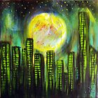 Sin City Lights by eleni dreamel