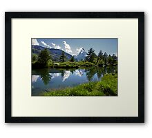 Matterhorn Reflections Framed Print