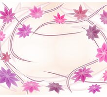 Floral frame   by mari8008