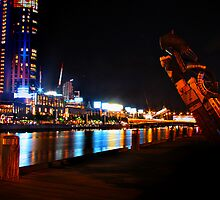 Crown Casino  by photonet